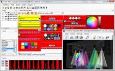Sunlite - Interface de Gestion des Eclairages