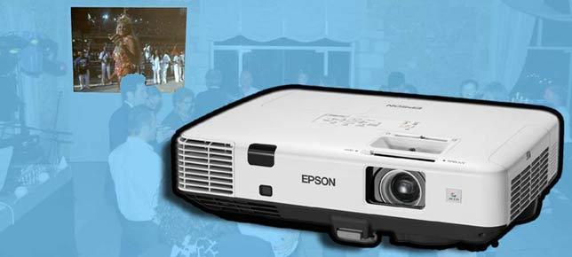Vidéoprojecteur EPSON EB1960