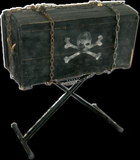 Eric Pomarel Animations - Coffre des Pirates